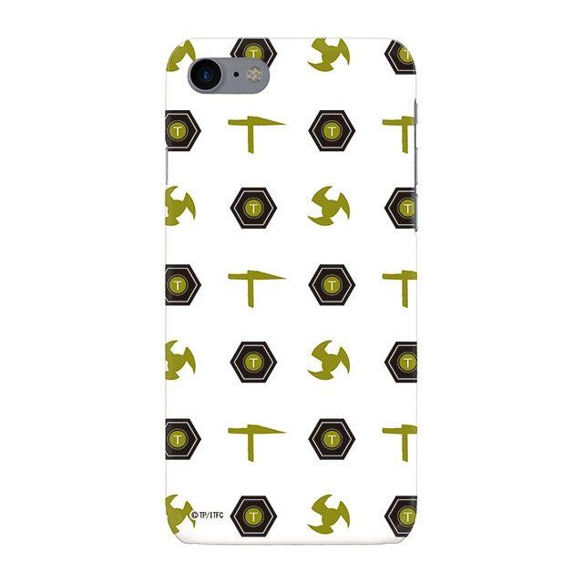 iPhone7 ケース インフィニティフォース テッカマン エンブレム柄デザイン ハードケース iPhone 7_0