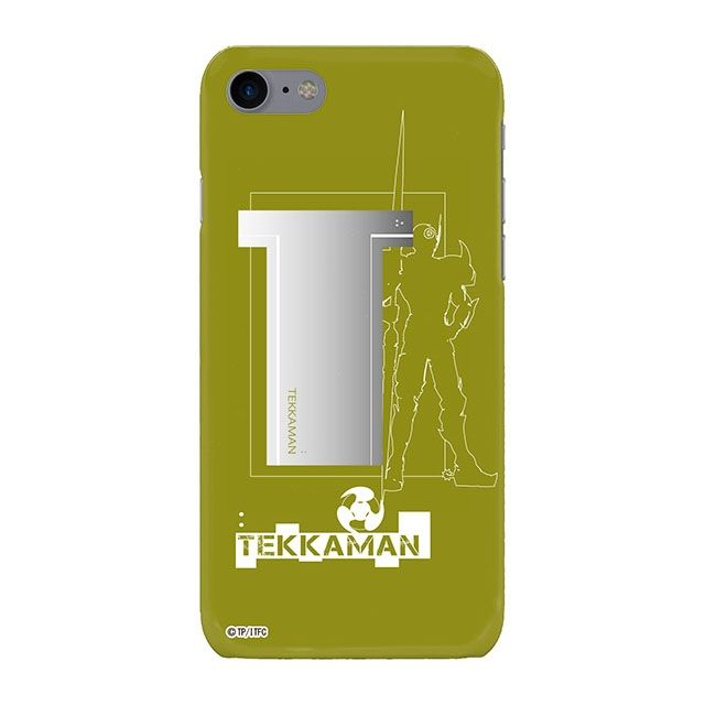 iPhone7 ケース インフィニティフォース テッカマン イニシャルデザイン  ハードケース iPhone 7_0