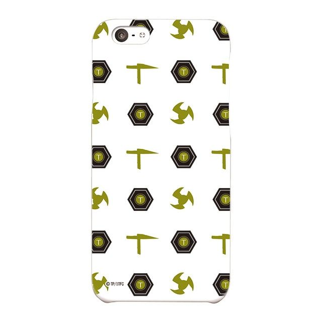 iPhone6s/6 ケース インフィニティフォース テッカマン エンブレム柄デザイン ハードケース iPhone 6s/6_0