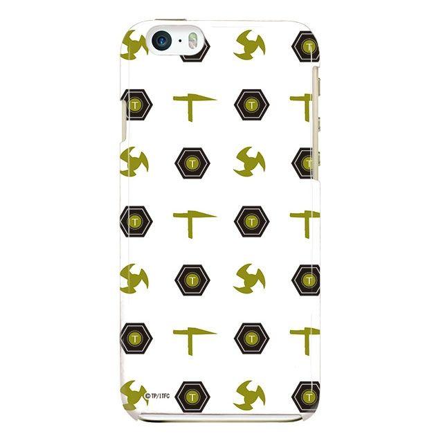 iPhone6s Plus/6 Plus ケース インフィニティフォース テッカマン エンブレム柄デザイン ハードケース iPhone 6s Plus/6 Plus_0