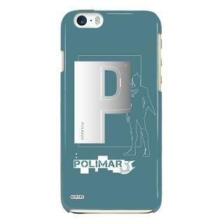 インフィニティフォース ポリマー イニシャルデザイン  ハードケース iPhone 6s Plus/6 Plus【12月下旬】