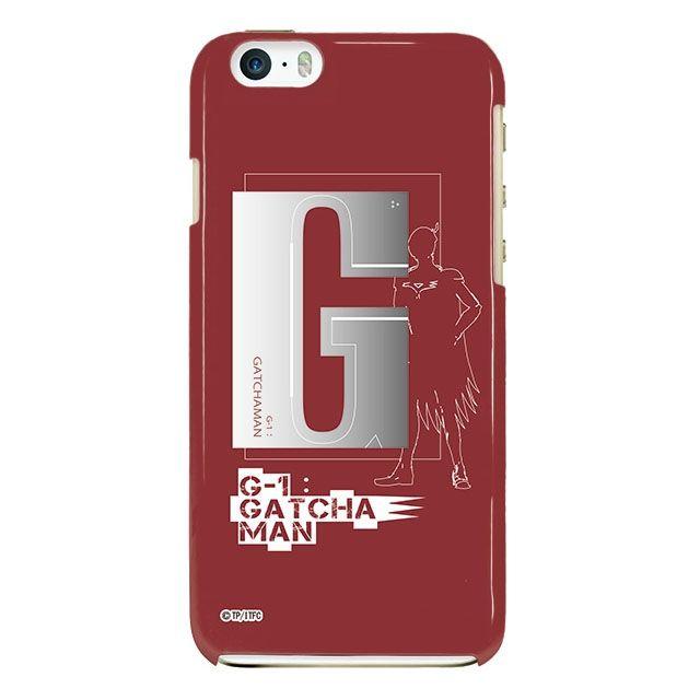 iPhone6s Plus/6 Plus ケース インフィニティフォース ガッチャマン イニシャルデザイン  ハードケース iPhone 6s Plus/6 Plus_0