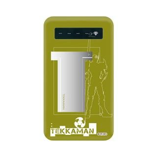 インフィニティフォース テッカマン イニシャルデザイン  モバイルバッテリー