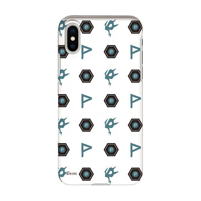 iPhone X ケース インフィニティフォース ポリマー エンブレム柄デザイン ハードケース iPhone X_0