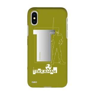 インフィニティフォース テッカマン イニシャルデザイン  ハードケース iPhone X