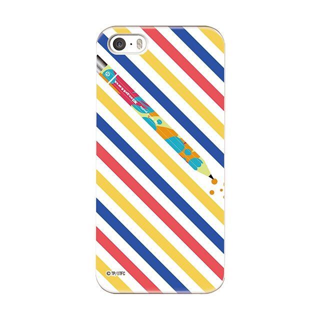 iPhone SE ケース インフィニティフォース ヒロイン・界堂笑  ケースボーダー ハードケース iPhone SE_0