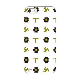 インフィニティフォース テッカマン エンブレム柄デザイン ハードケース iPhone SE