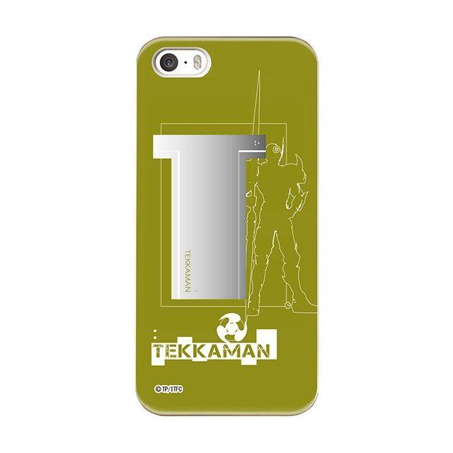 iPhone SE ケース インフィニティフォース テッカマン イニシャルデザイン  ハードケース iPhone SE_0