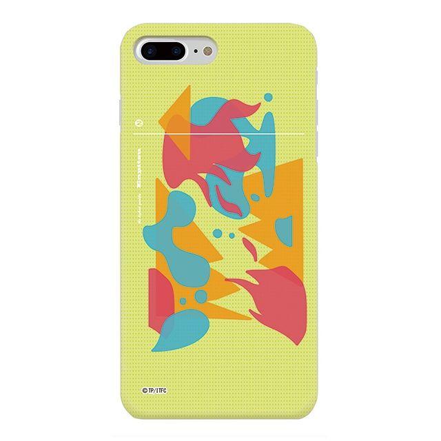 iPhone8 Plus ケース インフィニティフォース ヒロイン・界堂笑  ケースモチーフ ハードケース iPhone 8 Plus_0