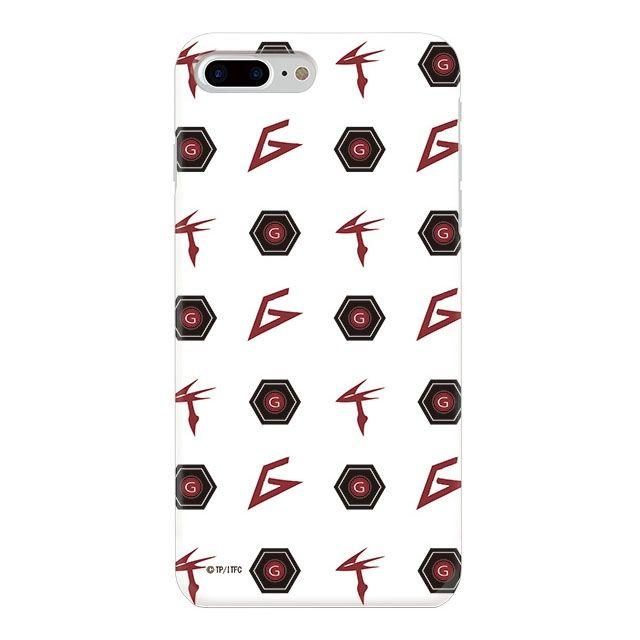 iPhone8 Plus ケース インフィニティフォース ガッチャマン エンブレム柄デザイン ハードケース iPhone 8 Plus_0