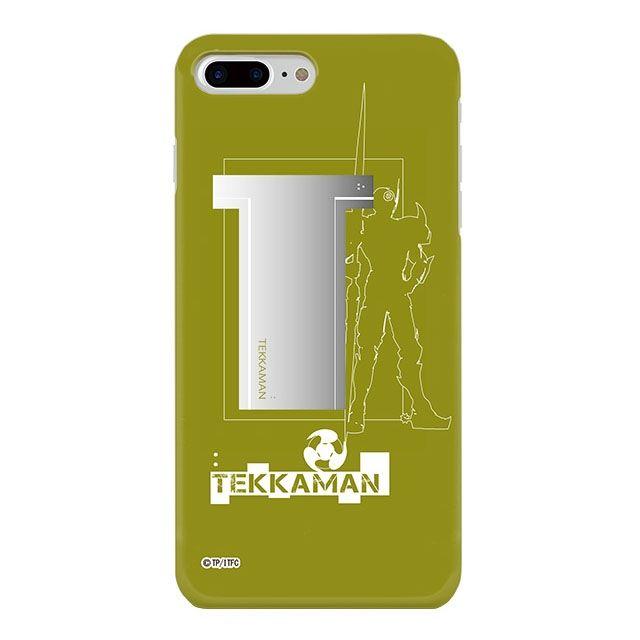 【iPhone8 Plusケース】インフィニティフォース テッカマン イニシャルデザイン  ハードケース iPhone 8 Plus_0