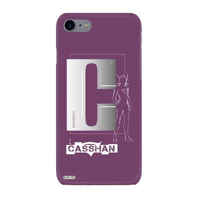 iPhone8 ケース インフィニティフォース キャシャーン イニシャルデザイン  ハードケース iPhone 8_0