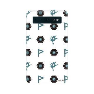 インフィニティフォース ポリマー エンブレム柄デザイン モバイルバッテリー