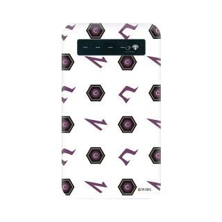 インフィニティフォース キャシャーン エンブレム柄デザイン モバイルバッテリー