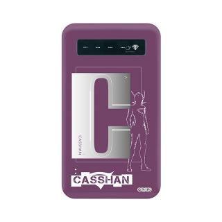 インフィニティフォース キャシャーン イニシャルデザイン  モバイルバッテリー
