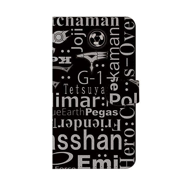 【iPhone8 Plusケース】インフィニティフォース ブラック 手帳型ケース iPhone 8 Plus_0