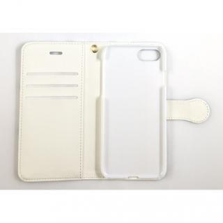 【iPhone8 Plusケース】インフィニティフォース ホワイト 手帳型ケース iPhone 8 Plus_2