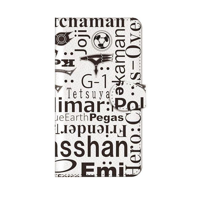 iPhone8 ケース インフィニティフォース ホワイト 手帳型ケース iPhone 8_0