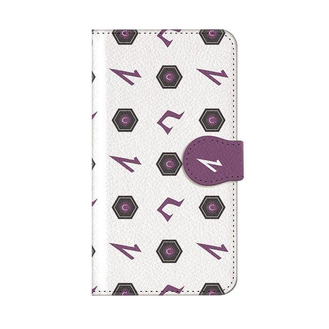 iPhone8 ケース インフィニティフォース キャシャーン エンブレム柄デザイン 手帳型ケース iPhone 8_0