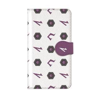 インフィニティフォース キャシャーン エンブレム柄デザイン 手帳型ケース iPhone 7 Plus