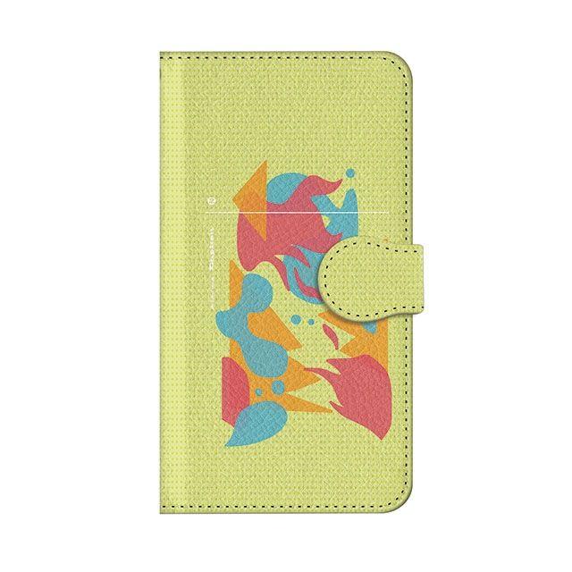 iPhone7 ケース インフィニティフォース ヒロイン・界堂笑  ケースモチーフ 手帳型ケース iPhone 7_0