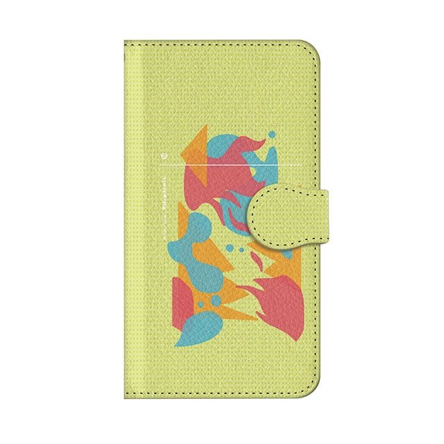 iPhone6s/6 ケース インフィニティフォース ヒロイン・界堂笑  ケースモチーフ 手帳型ケース iPhone 6s/6_0