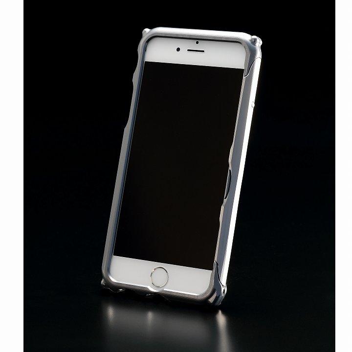 iPhone6s/6 ケース REAL EDGE C-4 ガンメタ iPhone 6s/6バンパー_0