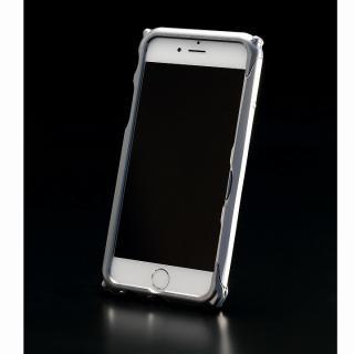 【iPhone6s/6ケース】REAL EDGE C-4 ガンメタ iPhone 6s/6バンパー