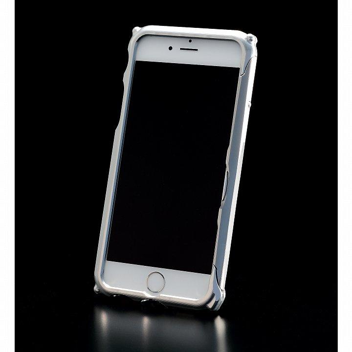 【iPhone6ケース】REAL EDGE C-4 シルバー iPhone 6バンパー_0