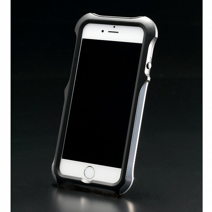 iPhone6s/6 ケース REAL EDGE C-MD1 ブラック iPhone 6s/6ケース_0