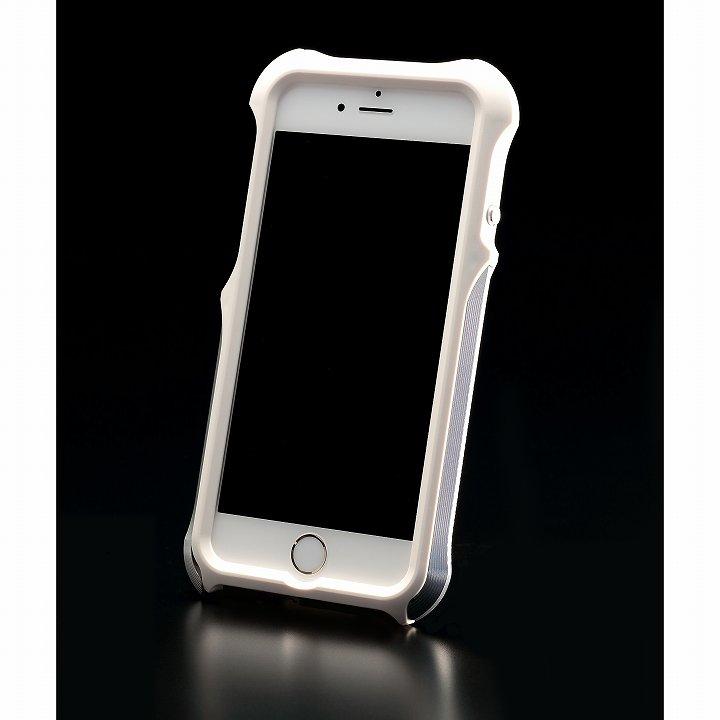 【iPhone6s/6ケース】REAL EDGE C-MD1 ホワイト iPhone 6s/6ケース_0