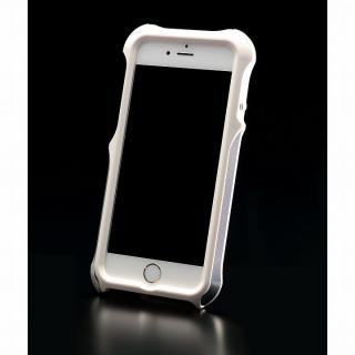 【iPhone6s/6ケース】REAL EDGE C-MD1 ホワイト iPhone 6s/6ケース