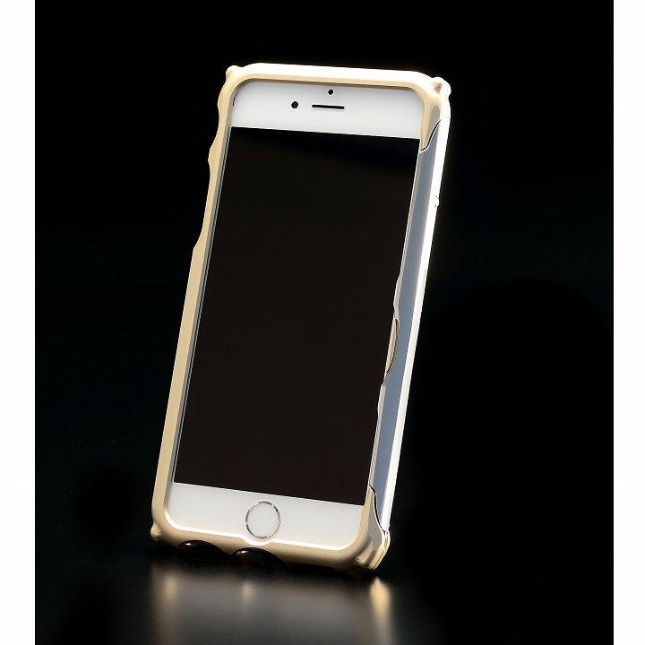 【iPhone6ケース】REAL EDGE C-4 シャンパンゴールド iPhone 6バンパー_0