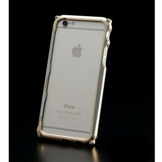 【iPhone6ケース】REAL EDGE C-4 シャンパンゴールド iPhone 6バンパー_1