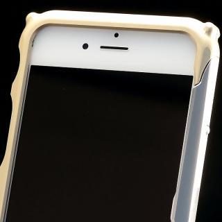 【iPhone6ケース】REAL EDGE C-4 シャンパンゴールド iPhone 6バンパー_2