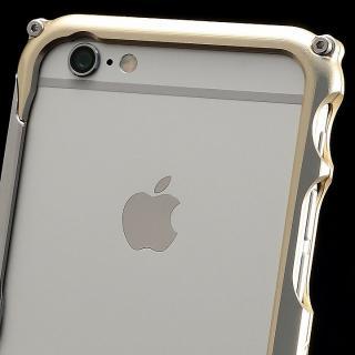 【iPhone6ケース】REAL EDGE C-4 シャンパンゴールド iPhone 6バンパー_3
