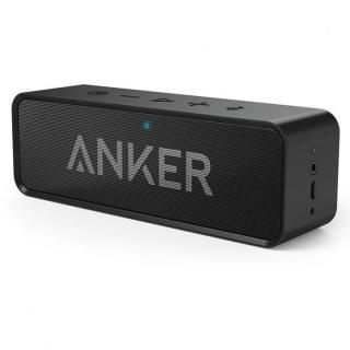 Anker SoundCore Bluetoothスピーカー ポータブル ブラック【9月下旬】