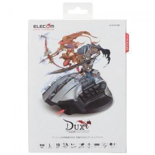 ゲーミングマウス DUX 2台同時操作対応マウス ブラック_6