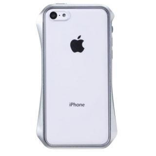 Cleave Aluminum Bumper AERIAL  iPhone5c Astro Silver