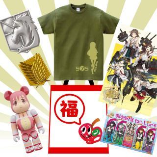 美少女福袋 575抹茶Tシャツ(L) 版