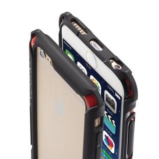 【iPhone6ケース】耐衝撃タフバンパー ZEROSHOCK レッド iPhone 6_2