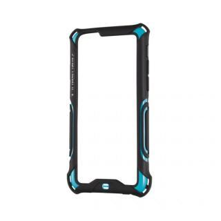 【iPhone6ケース】耐衝撃タフバンパー ZEROSHOCK ブルー iPhone 6_1