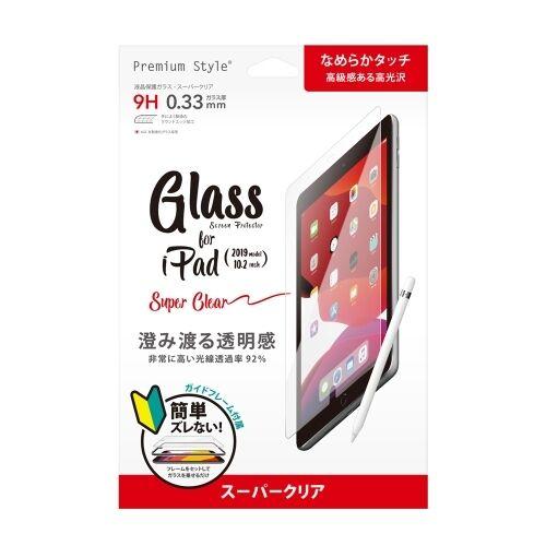 液晶保護ガラス スーパークリア iPad 10.2インチ_0