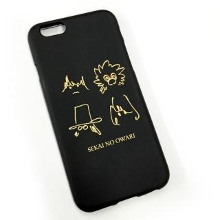 【iPhone6ケース】SEKAI NO OWARI iPhone 6ケース ブラック_1