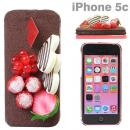 食品サンプルケース iPhone 5c チョコケーキ