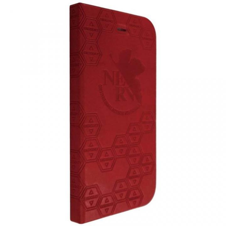 【iPhone6ケース】ヱヴァンゲリヲン新劇場版 手帳型ケース レッド iPhone 6_0