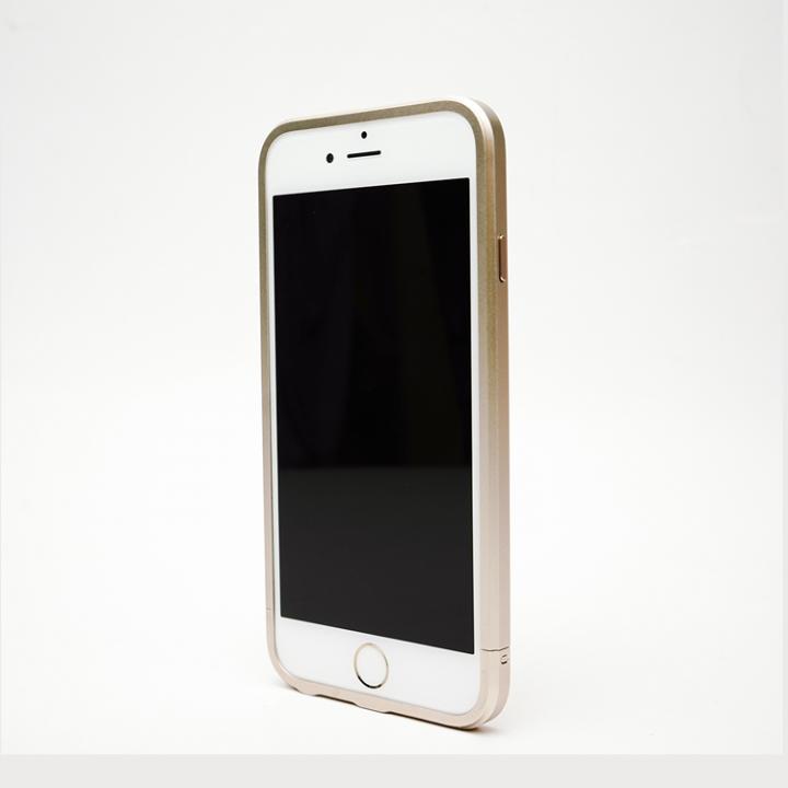 iPhone6s/6 ケース アルミバンパー GRAVITY レッドアラート ゴールド iPhone 6s/6_0