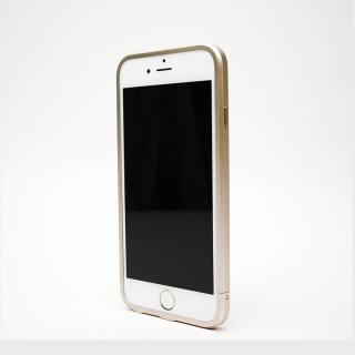 iPhone6s/6 ケース アルミバンパー GRAVITY レッドアラート ゴールド iPhone 6s/6