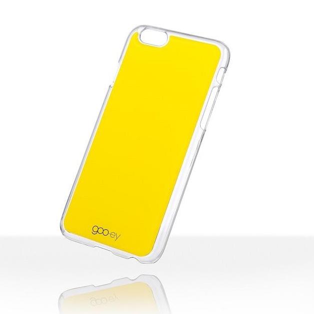 iPhone6 ケース 吸着型ハードケース goo.ey(グーイ) イエロー iPhone 6_0