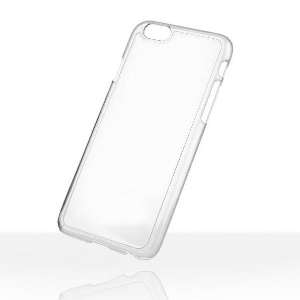 iPhone6 ケース 吸着型ハードケース goo.ey(グーイ) クリア iPhone 6s/6_0